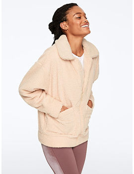 Sherpa Jacket by Pink