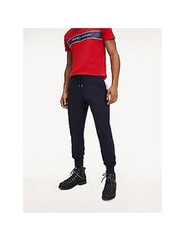 Icon Logo Sweatpants by Tommy Hilfiger