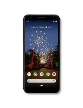 Sim Free Google Pixel 3a 64 Gb Mobile Phone   Black 121/1104 by Argos