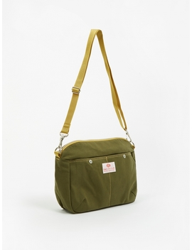 Pochette Bag   Olive by Bag 'n' Noun
