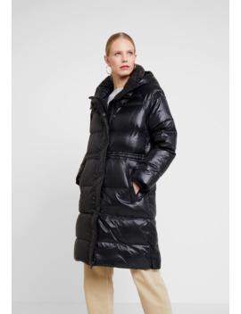 Long Puffer Coat   Donsjas by Gap