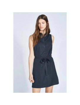 Ruckhall Sleeveless Shirt Dress by Jack Wills