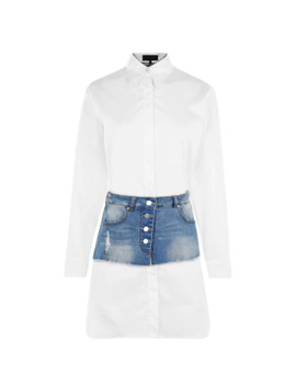 Shirt Dress Ladies by Kendall And Kylie