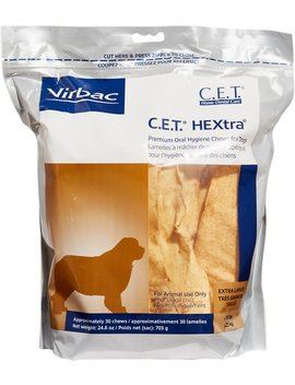 Virbac C.E.T. He Xtra Premium Dental Dog Chews by Virbac