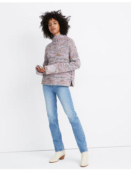 Rayner Mockneck Sweater by Madewell