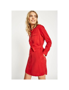 Helford Belted Shirt Dress by Jack Wills