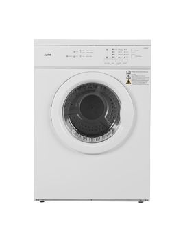 Lvd7 W18 7 Kg Vented Tumble Dryer   White by Currys