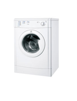 Ecotime Idv75 Vented Tumble Dryer   White by Currys
