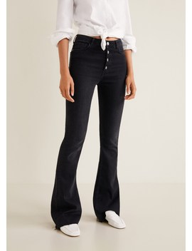 Flared Newflare Jeans by Mango