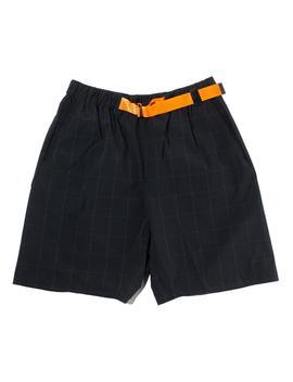 Nike Nsw Tech Pack Woven Shorts / Black by Deadstock.Ca