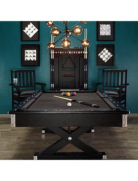 Jaxxon Pool Table Rack by Z Gallerie