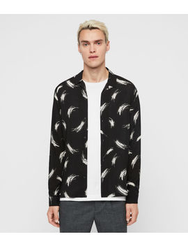 Stroke Long Sleeve Shirt by Allsaints