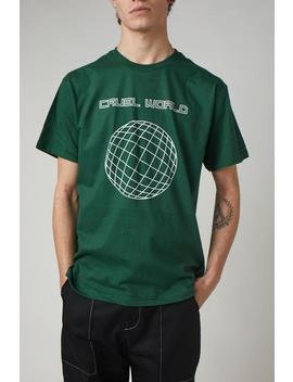 Cruel World Tee by The Ragged Priest