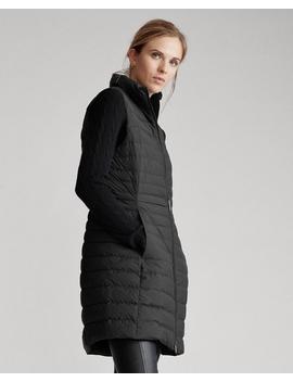 Packable Long Down Vest by Ralph Lauren