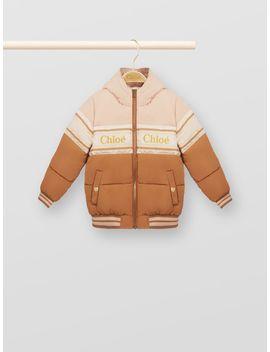 Puffer Jacket by Chloe