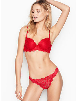 New! Corded Demi Bra by Victoria's Secret