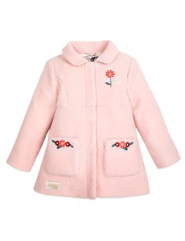 Disney Animators' Collection Pink Coat For Girls | Shop Disney by Disney