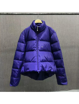 Luxury Designer Winter Zippe Duck Down Warm Clothes Men And Woman High Quality Loose Designer Coat Hfwpyrf040 by D Hgate.Com