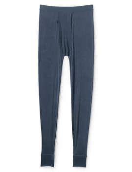 Men's Silk Long Underwear Pants by Lands' End