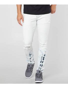 Mondrian Skinny Stretch Jean by Crysp Denim