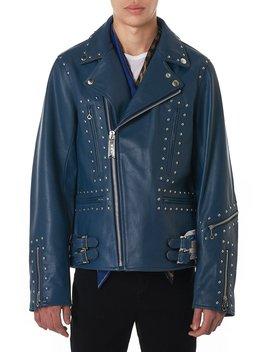 Studded Jacket by Miharayasuhiro