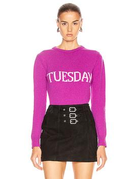Tuesday Sweater by Alberta Ferretti