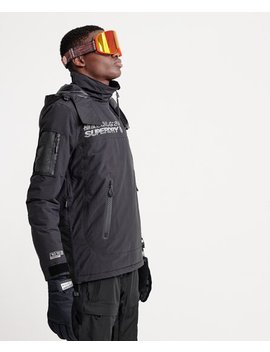 Snow Rescue Overhead Jacket by Superdry