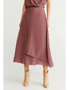 Combie   A Line Skirt by Mango