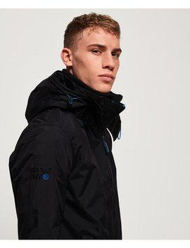 Pop Zip Arctic Hooded Sd Windcheater Jacket by Superdry