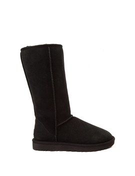 Womens Ugg® Classic Tall Ii Boot   Black by Ugg