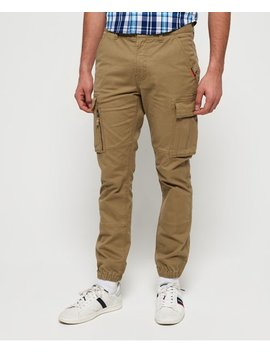 International Recruit Grip Cargo Pants by Superdry