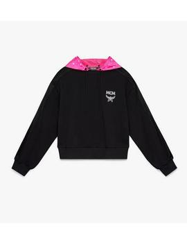 Women's Flo Hooded Sweatshirt by Mcm