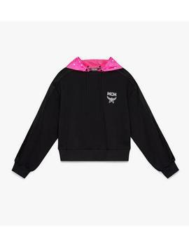 Women's Flo Hooded Sweatshirt by Mcm