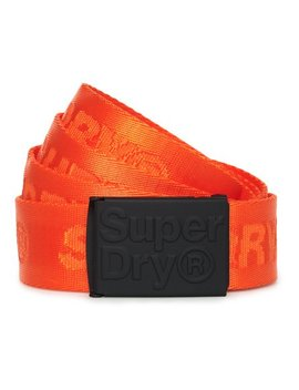 Jacquard Montana Web Belt by Superdry