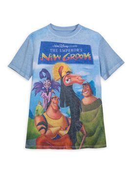 The Emperor's New Groove Vhs Cover T Shirt For Men | Shop Disney by Disney