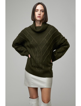 Turtleneck Sweater 3875 by Oak + Fort