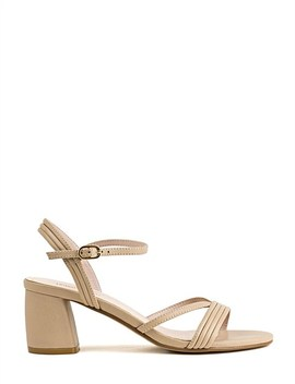 Sable60 Detailed Strap Sandal by Edward Meller