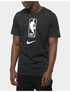 Nike Dri Fit Tee Black/White by Nike