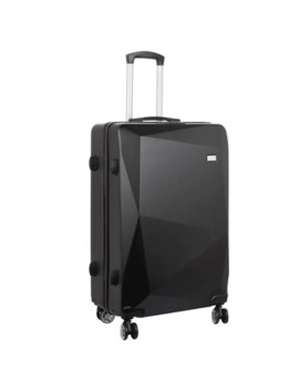 Blackseal Self Weigh Suitcase by Firetrap