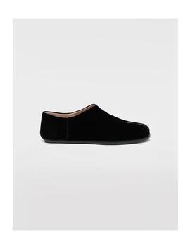 Tabi Velvet Slippers by Orchard Mile