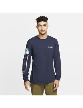 Hurley Premium Right Arm Long Sleeve by Nike