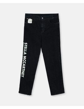 Logo Skinny Jeans by Stella Mccartney
