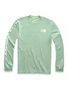 Men's Long Sleeve Tnf™ Sleeve Hit Tee by The North Face