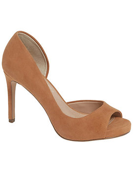 Charles By Charles David Chess Suede Pump by Charles By Charles David