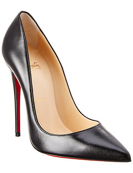 Christian Louboutin So Kate 120 Leather Pump by Christian Louboutin