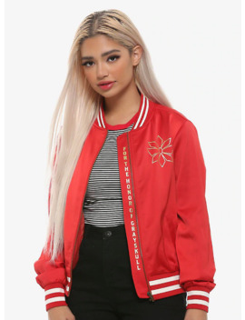 Her Universe She Ra And The Princesses Of Power Adora Girls Bomber Jacket by Hot Topic
