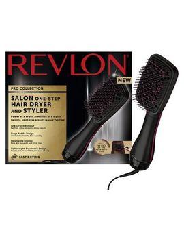 Revlon Pro Collection Salon One Step Hair Dryer & Styler by Revlon