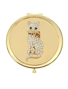 Monet Jewelry Compact Mirror by Monet Jewelry