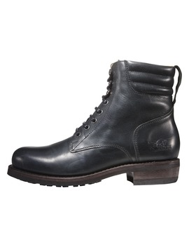 Rokker Classic Racer Boots by Rev Zilla