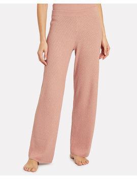 Kamala Knit Lounge Pants by Skin